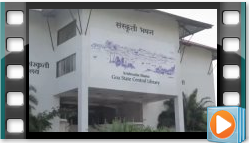 Panaji Central Library video image